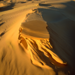 Natural Sand Sculpture, Worimi Conservation Lands