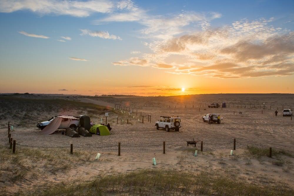 Worimi Conservation Lands - Ganyamalbaa Camping Trial