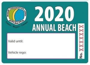 Beach Driving - Worimi Conservation Lands